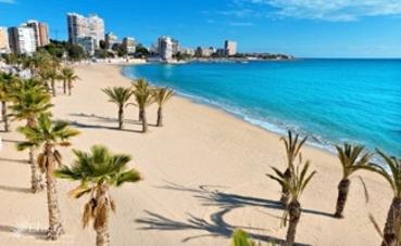 Alicante Flughafen nach Denia und Calpe